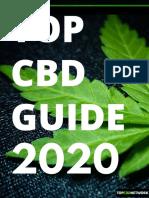 Top CBD Guide 2020 PDF