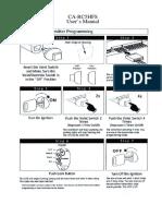 User Manual 238374