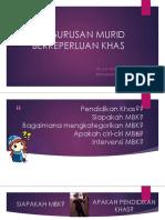 MURID BERKEPERLUAN KHAS.pptx