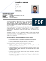 Resume Bryan s. Caneda (1)