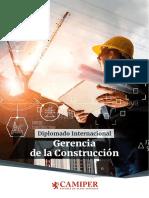 Diplomado Gerencia de la Construccion - Camiper