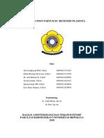 Case HPP e.c Retensio Plasenta