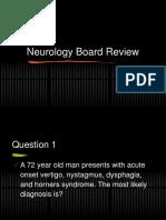 Neurology Board 4330814.ppt