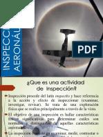 Tipos de Inspecciones y Mantenimiento en Aviación