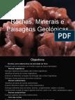 CN 7º Rochas - Minerais e Paisagens Geológicas