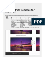 11 best PDF readers for Android _ AndroidAuthority