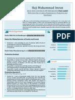 Resume Haji Muhammad Imran (SSC-NDM)-1.docx
