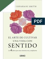 Esfahani Smith, Emily - El arte de cultivar una vida con sentido.pdf