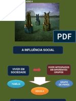 A influência social