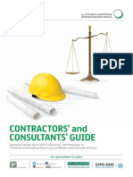 Contractors and Consultants Guide