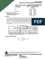 mc3303 Datasheet