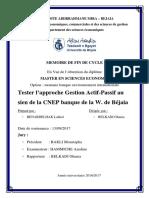 Tester l'approche gestion actif-passif au sein de la cnep banque de la wilaya de béjaia.pdf