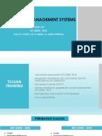 ISO 22000 VERSI 2018