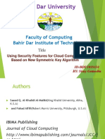 Paper Review on Security Feature for Cloud Computing.ppt
