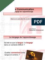 EMILE C de Communication