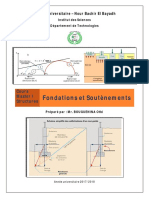 Fondations Et Soutènements Final (1)