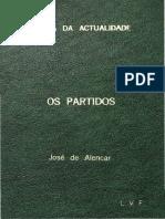 Os partidos José de Alencar