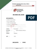 Recurso Del Agua (UTP)