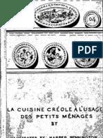 Creole Cookbook