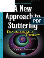 (Speech and Language Disorders) Zbigniew Tarkowski-A New Approach to Stuttering_ Diagnosis and Therapy-Nova Biomedical (2017).pdf