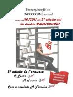 Concurso Leitor Turma Familia Aler+