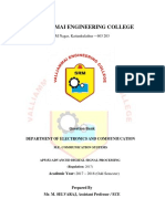 AP5152-Advanced Digital Signal Processing