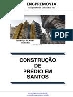 Construção de Prédio Em Santos