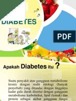 Penyuluhan Diabetes melitus.ppt