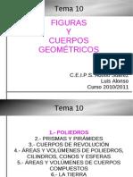 3ESO-Tema10-Figuras y Cuerpos Geometricos