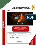 METODO GENERAL DE DISCRETIZACION c2d Matlab