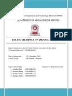 EMI REPORT