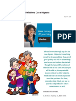 Persons and Family Relations Case Digests – LIFE is Lite…