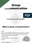 Group Communication 2010