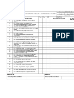 127 - HSE INSPECTION CHECKLIST-COMPRESSED GAS CYLINDER