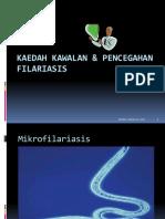 1.0 K&P Filariasis 9.7.18.pptx