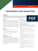 Data Sheet_FlowSimulation