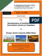 Vadodara Convention Center - PROPOSAL