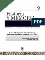 SOCIABILIDAD Y POLITICA EN TUNJA S XIX.pdf