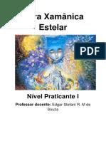 Cura Xamanica Estelar - Praticante I-1
