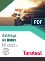 Turotest Catalogo Boias 2019_2020