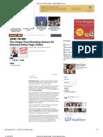 Diamond Dallas Page _ Yoga Regular Guys YRG _ DDP _ Video _ Sports Grid