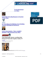 Diamond Dallas Page - Road Dogs _ Chuck Zito _ YRG _ Mediaite
