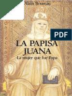 La Papisa Juana - Alain Boureau