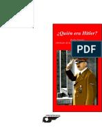 Quién era HItler - Pedro Varela