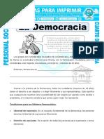 Ficha-que-es-democracia-para-Cuarto-de-Primaria