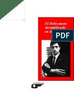 El Holocausto desmitificado en 10 puntos - Pedro Varela