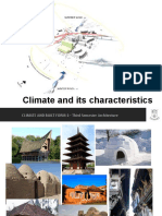 CLIMATE AND BUILT FORM-1