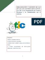 Trabajo Grupal Tic en Centros Educativos. PDF