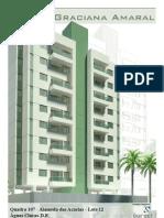 Residencial Graciana Amaral - Águas Claras-DF