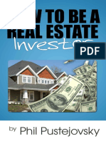 How to Be a Real Estate Investo - Phil Pustejovsky.pdf